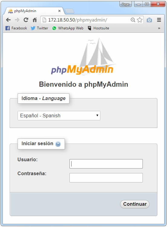 phpmyadmin5